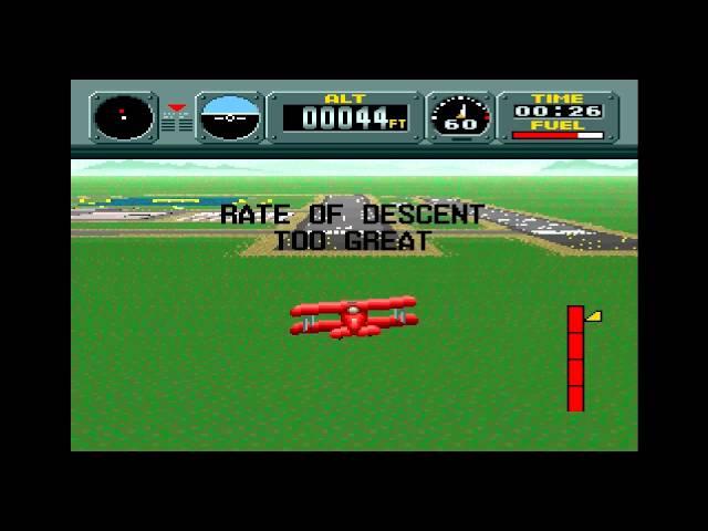 X452 - Pilotwings