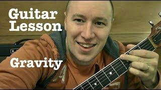 Gravity ★ Guitar Lesson ★ The X Factor (Alex & Sierra) ★ Sara Bareilles