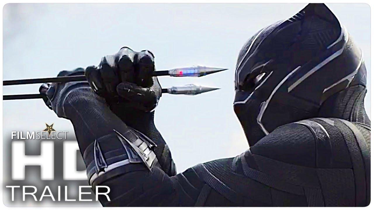 trailer black panther deutsch