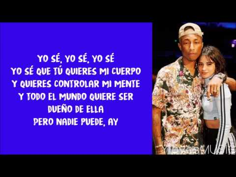 Pharrell Williams ft. Camila Cabello - Sangria Wine (Lyrics)