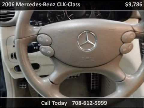 2006 Mercedes-Benz CLK-Class Used Cars Orland Park IL