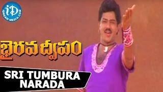 Bhairava Dweepam Movie || Sri Tumbura Narada Song || Balakrishna, Roja || M Suresh