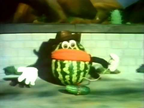 Arlo Guthrie - No, No, Pickle (aka The Motorcycle Song) - stop motion animation