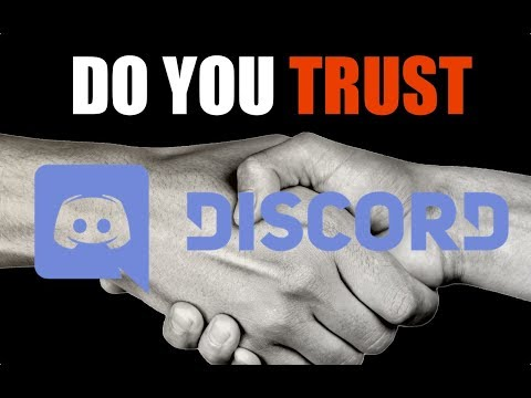 LIVE: Discord - Conspiracy or Caution? Selling Your Information for Profits