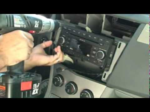 MYGIG - 2007 Chrysler Sebring Install - YouTube
