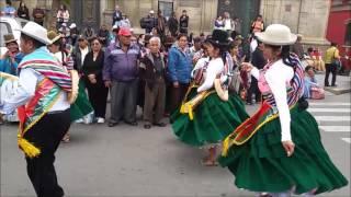 encuentro de la moseñada de la provincia loayza