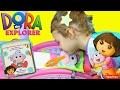 Dora The Explorer Hospital BABY BOOTS CHECK-UP Dr Sandra McStuffins & Ava + Backpack Surprise Toys