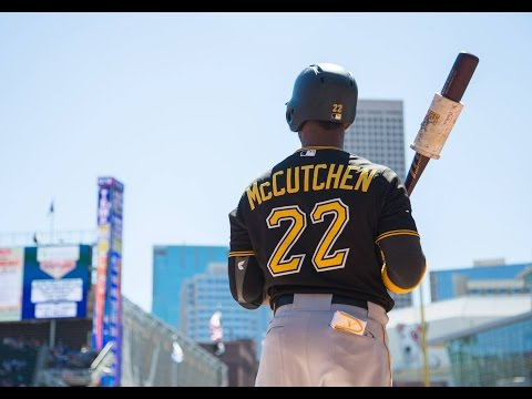 Andrew McCutchen -All Hit,Hustles Plays,Homeruns Game Tying Hits,in The Postseason Career So Far