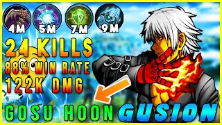 Gusion build 2020 - Gusion best build   gusion tips and quick   BY : Gosu Hoon   mobile legends