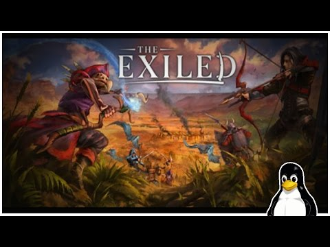 The Exiled  - A Linux Game (free)