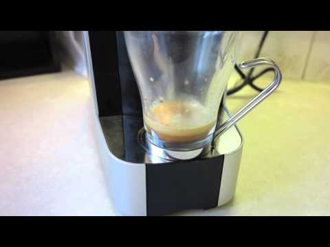 Hot Point Illy Coffee Machine not working correctly