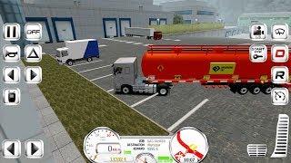 Euro Truck Evolution Simulator Android Gameplay screenshot 2