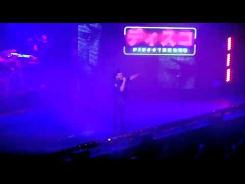 The Weeknd Live @ O2 Arena - Belong To The World