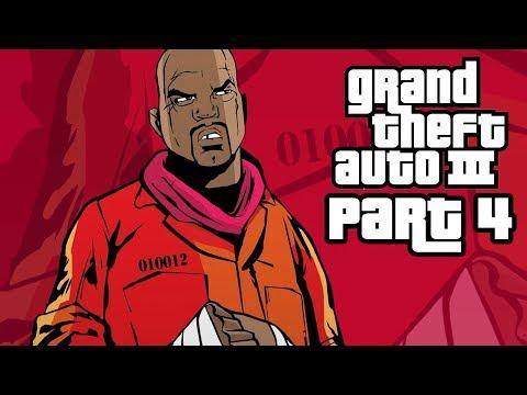 Grand Theft Auto 3 PS4 Gameplay Walkthrough Part 4 - GOODBYE BOAT (GTA 3)