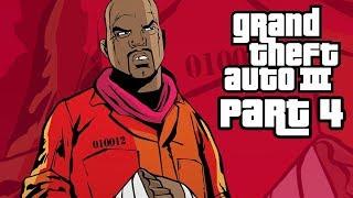 Grand Theft Auto 3 Gameplay Walkthrough Part 4 - GOODBYE BOAT (GTA 3)