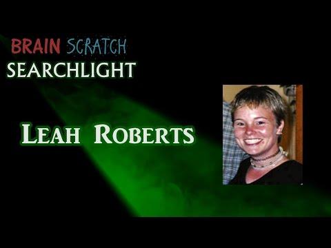 Leah Roberts on BrainScratch Searchlight