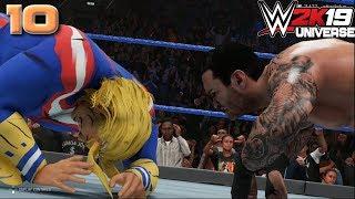 WWE 2K19 Universe Mode - Worlds Collide #10: Still Phenomenal