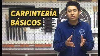 ESENCIALES PARA UN CARPINTERO | CLUB DEL CARPINTERO LOS REYES