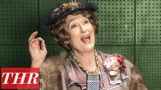 Meryl Streep 'Florence Foster Jenkins' Best Actress Nominee | THR Oscar Spotlight 2017