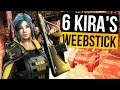 Dirty Bomb | 6 Kira Stack - Weebstick & Lazor Only