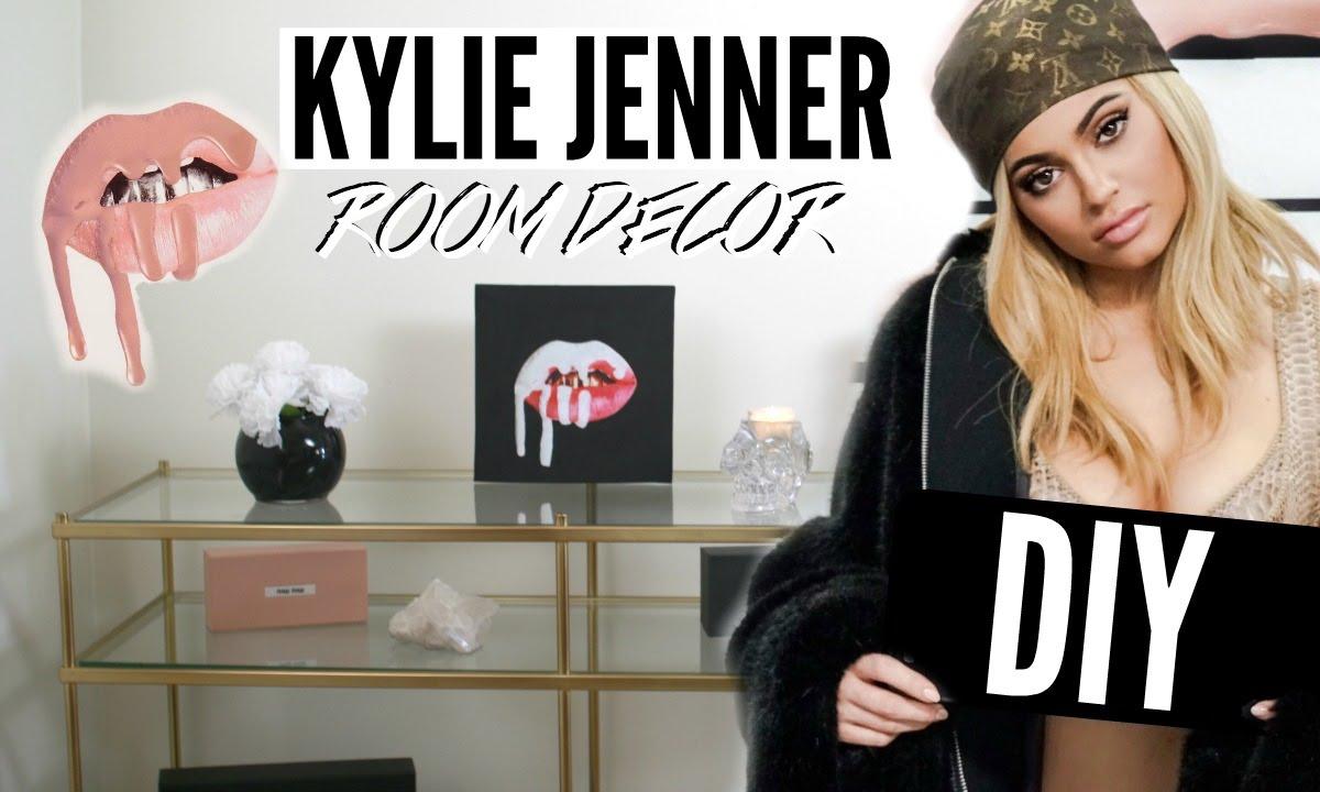 DIY Kylie Jenner Room Decor Cheap
