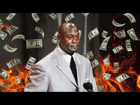 Michael Jordan's devastating financial loss from GameStop