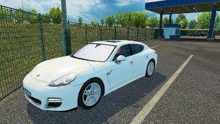 Porsche Panamera Turbo 2010 - ETS2 [Euro Truck Simulator 2][1.27]