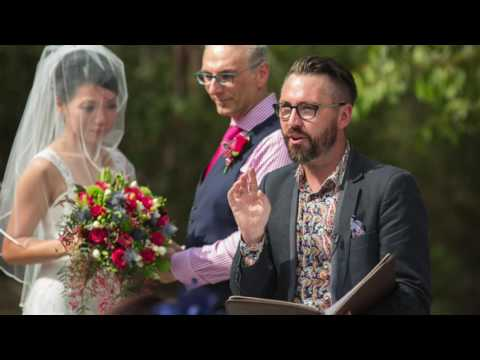 Anthony Cribbes Marriage Celebrant Melbourne