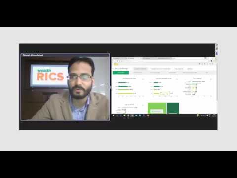 WEBINAR ON  ET RICS,  ensures highest level of quality with the response