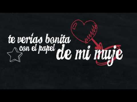 El Cursy - Te Quiero (Video Lyrics)