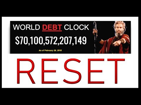MUST WATCH:  World DEBT RESET 2018, Let My People Go!  (Bo Polny)