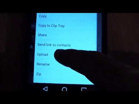 How to move Photos from Internal Memory to MicroSD card (LG G3 smartphone)