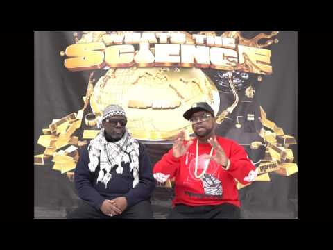 "Dj Kayslay Presents ""What's the science"" Episode #9 featuring: Grand Mixer DST"