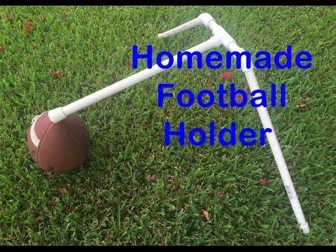 Make Your own Football Holder for Kicks