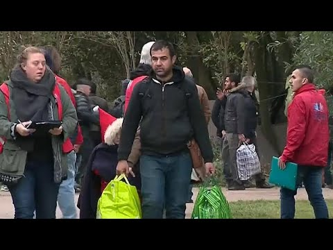 فرنسا تقوم بسادس إخلاء خلال خمسة أشهر لمخيم غراند سينت للمهاجرين…  - نشر قبل 12 ساعة