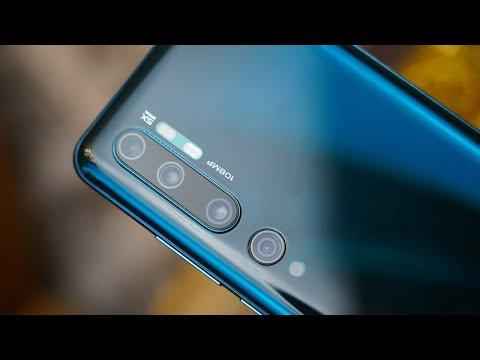 Xiaomi NOTE 10 - o'zbek tilida! DUNYODAGI BIRINCHI 108MP SMARTFON!