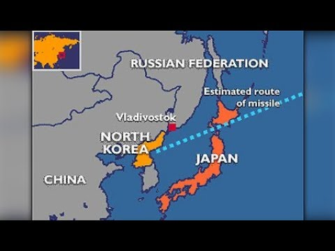 North Korea Fires Missile Over Japan: What Happens Next?