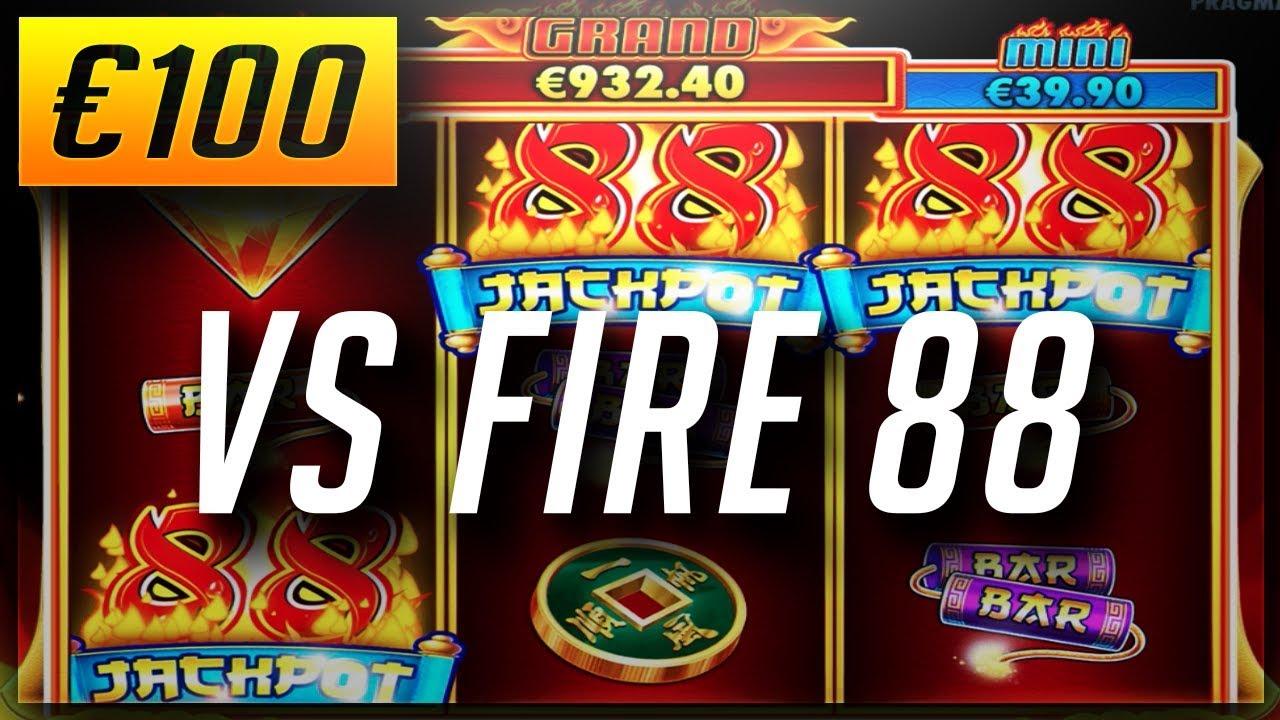 €100 VS FIRE 88: New Online Casino Slots (2018)