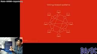 Calvin Cheng on Non-blockchain DLTs - S01E10P04 - Finale - DApps Dev Club