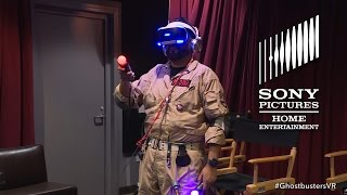 Repeat youtube video Ghostbusters VR Launch Fan Event