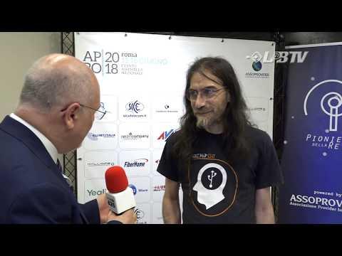 APRO18 - Blockchain con Jacopo Iacarelli Ydea srl