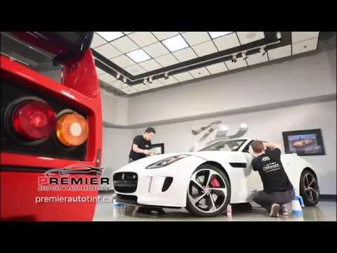 Premier Auto Tint - Calgary's Paint Protection & Window Tint Experts