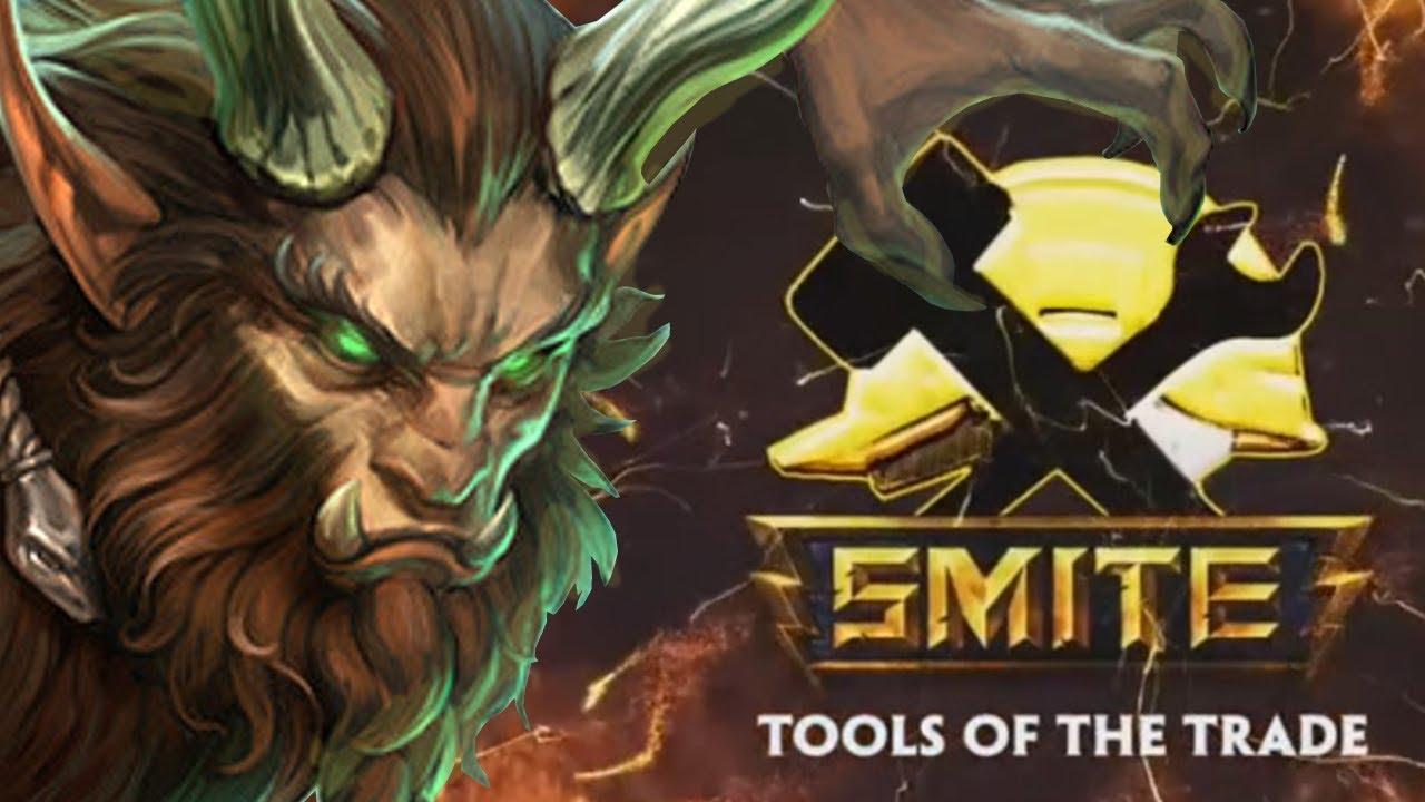 Tools of the Trade: Cernunnos