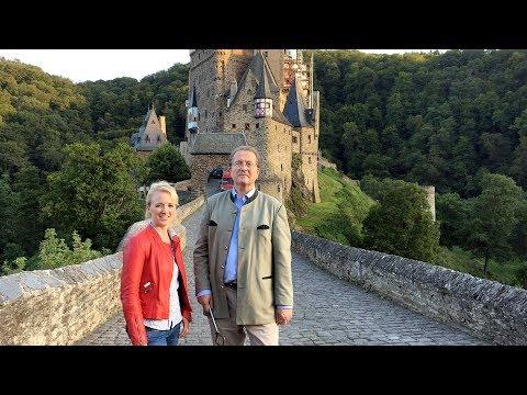 Traumhafter Wanderurlaub In Rheinland Pfalz Youtube
