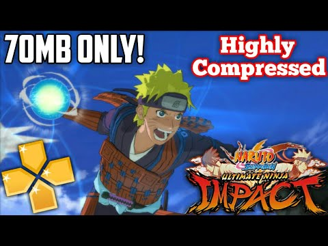 download game naruto ppsspp high compress