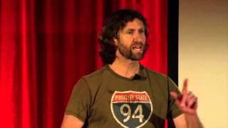 The power of optimism | Bert Jacobs | TEDxLongwood
