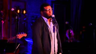 "Larry Owens performs ""Second Wave"" from Michael R  Jackson's A Strange Loop Live at 54 B"