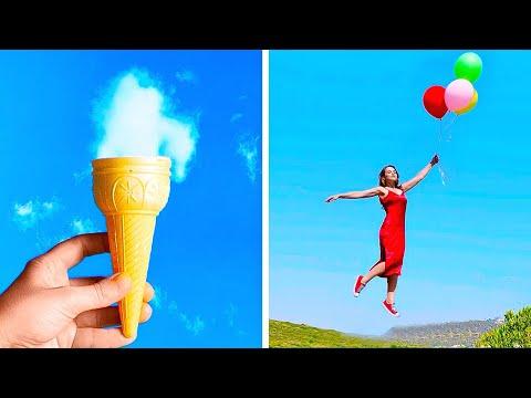 Easy Ways To Create A Cool Photo || Fun And Creative Photo Ideas