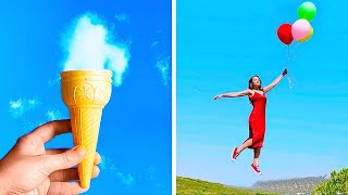 Easy Ways To Create A Cool Photo || Fun And Creative Photo Ideas