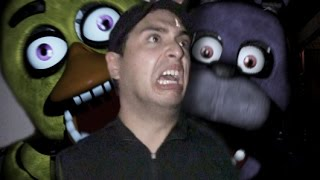 Five Nights at Freddy's PARODY by Brandon Rogers thumbnail